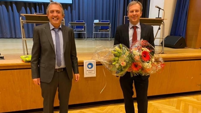 Olaf Kemper Stellvertretender Bürgermeister